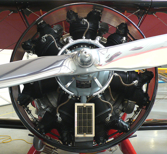 Radial Engine, Wikipedia