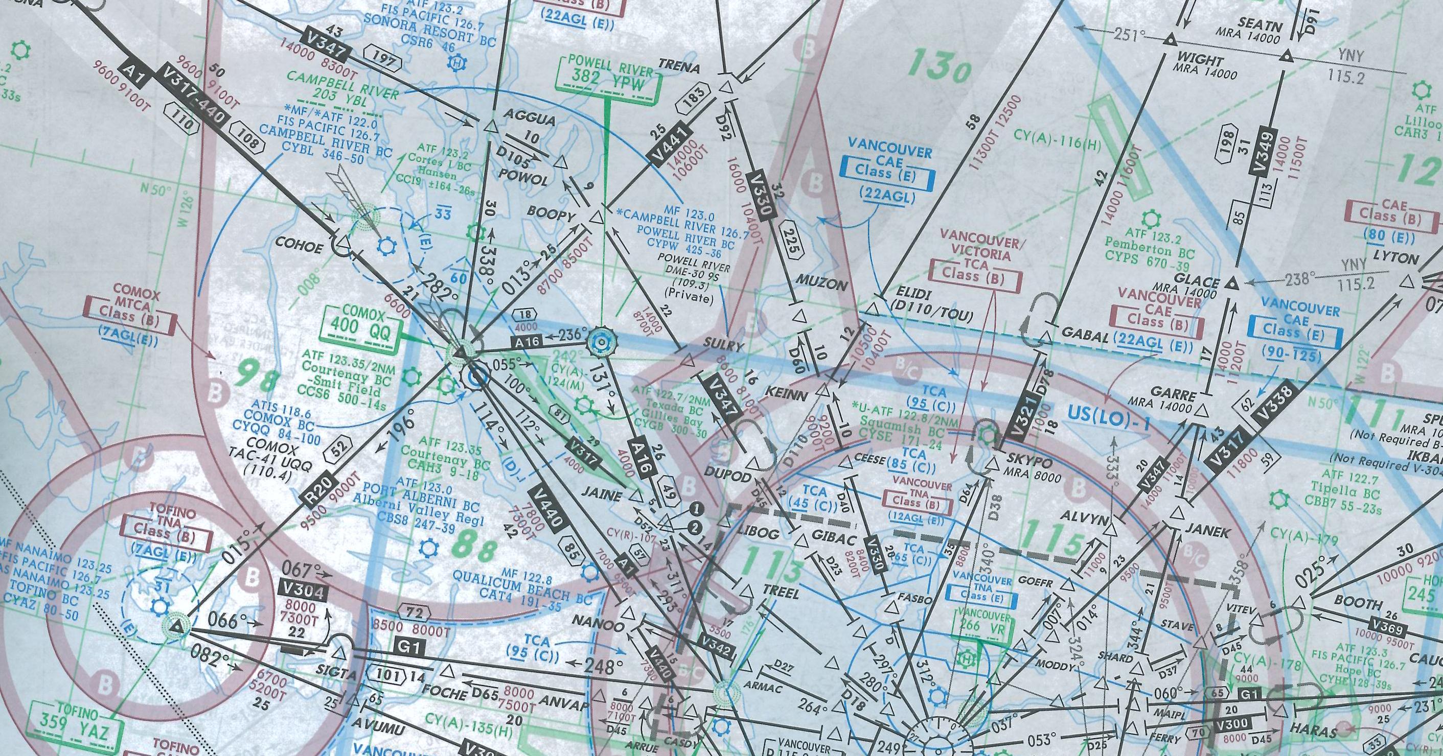 Flight Map Map2